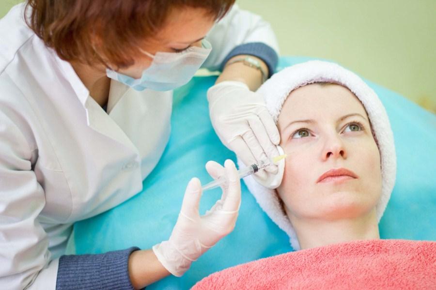 Насыщение кожи кислородом при куперозе лица