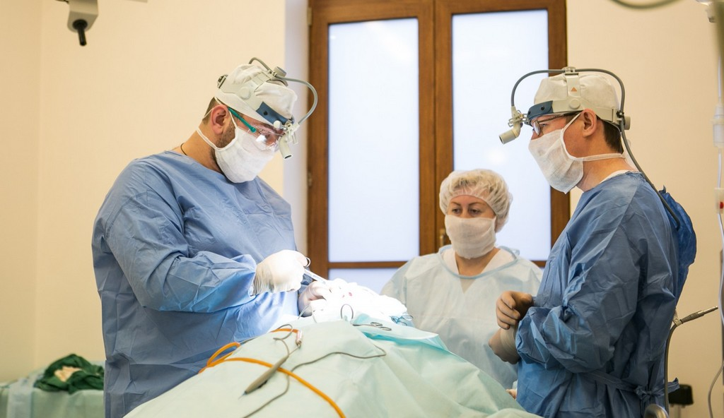 Оперативная урология