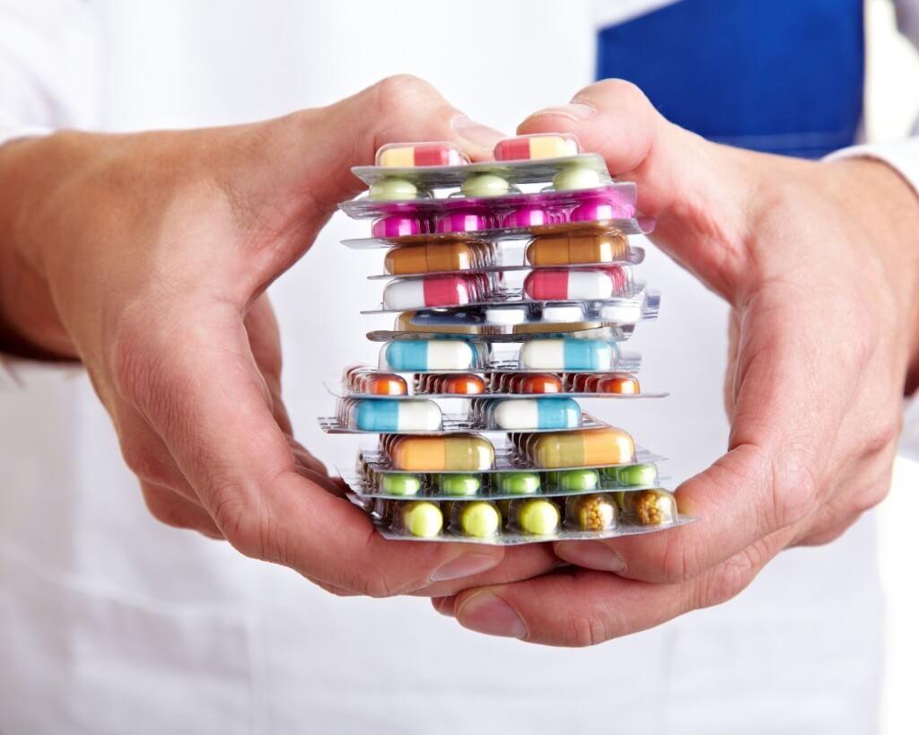 Медикаментозная терапия ВРВ