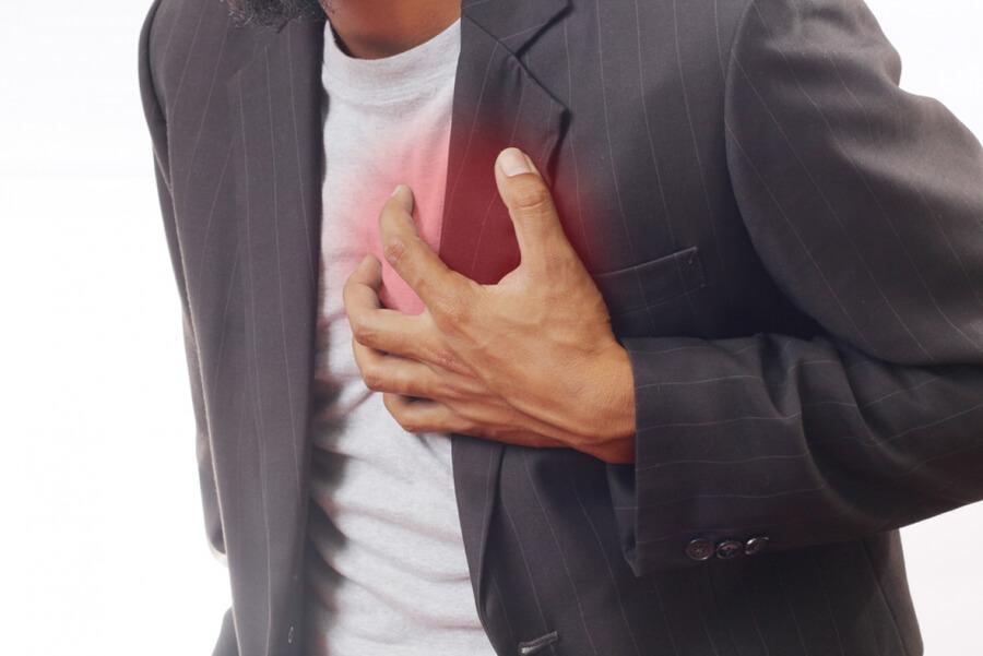 Боли в области сердца при склерозе аорты