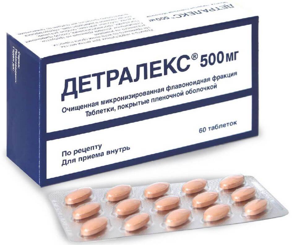 Лечение тромбоза с помощью флеботоников