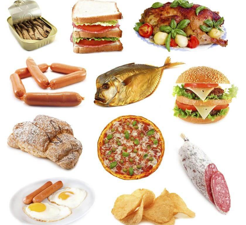 Пища, которая увеличивает свертываемость крови