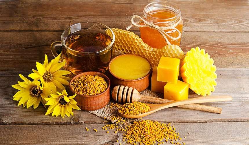 Лечение глубокого тромбоза вен продуктами пчеловодства