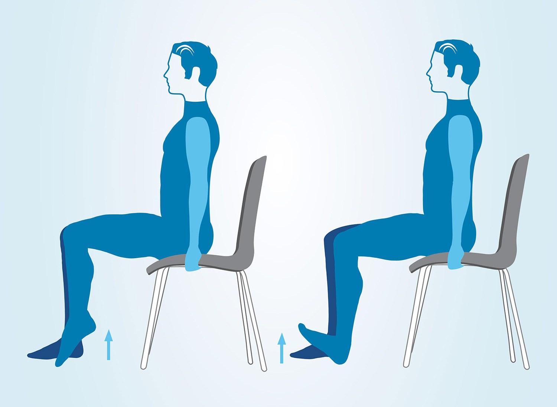 Комплекс упражнений при варикозе нижних конечностей