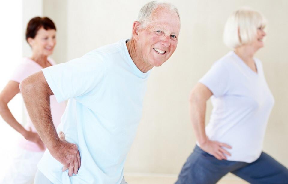 профилактические упражнения для позвоночника при грыже