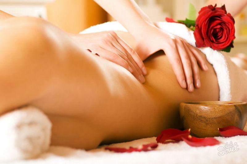 Процесс выполнения лимфодренажного массажа