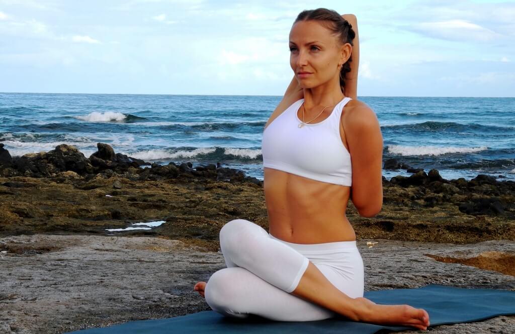 йога для лечение варикоза