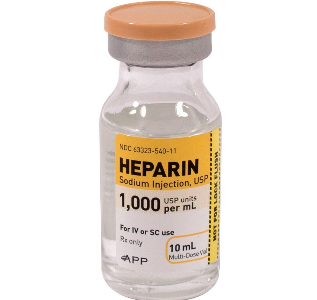 Гепарин - коагулянт прямого действия