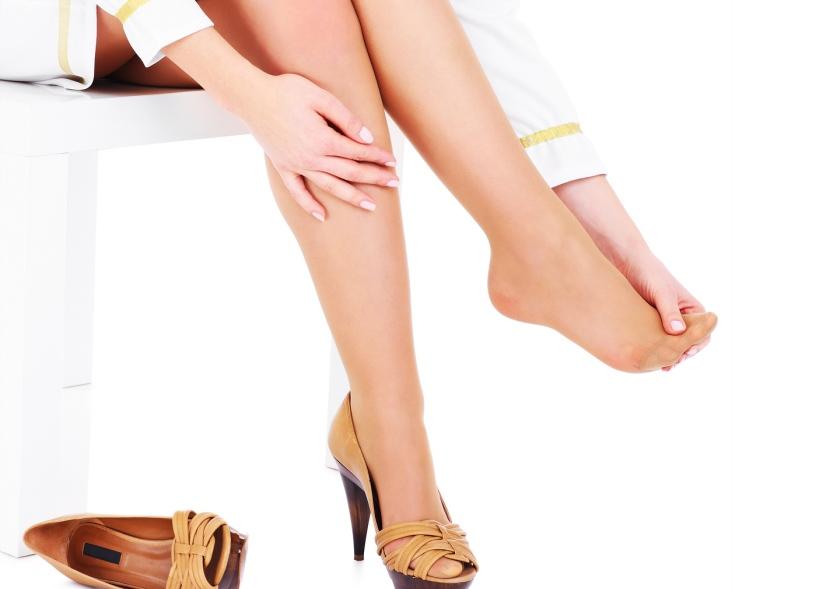 Симптомы нарушения кровообращения ног