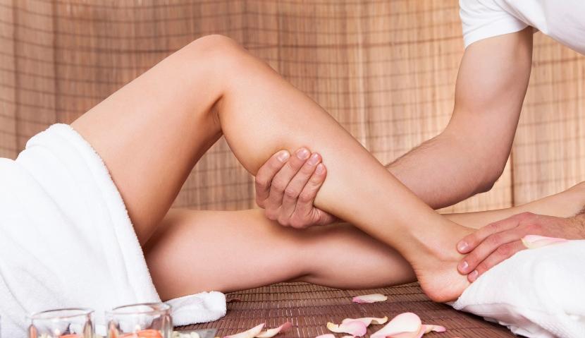 Как делать массаж ног при варикозе - основные правила массажа