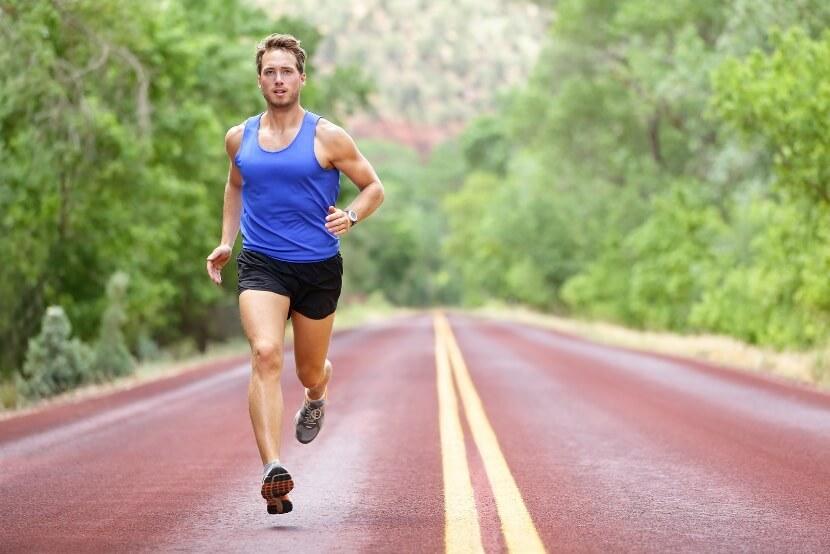 Занятие бегом при варикозе ног