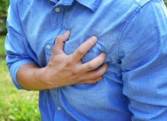 Тромб в сердце - симптомы. причины, осложнения
