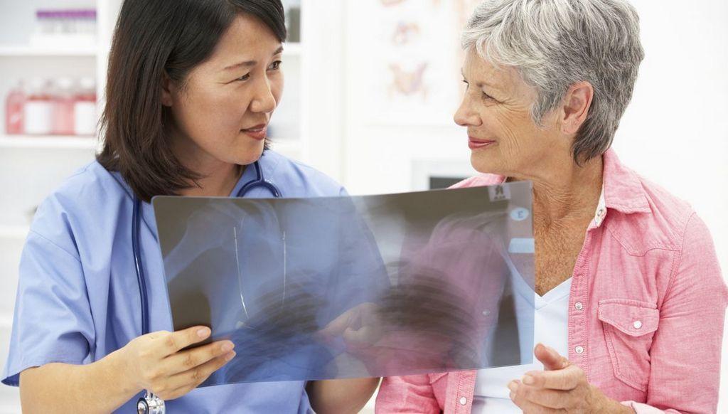Рентген легких для диагностики ТЭЛА