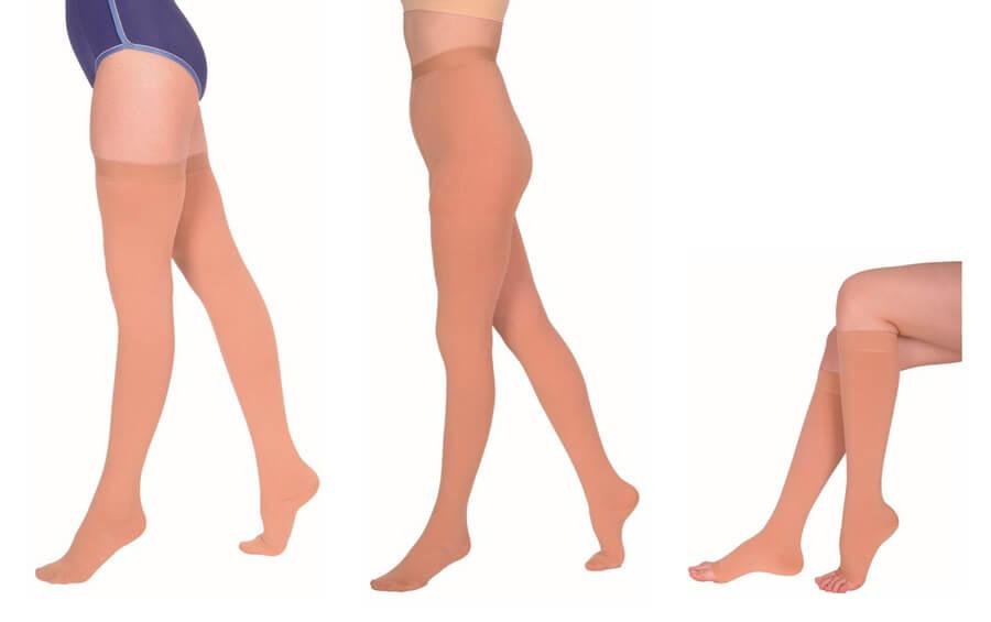 Антиварикозный трикотаж для ног