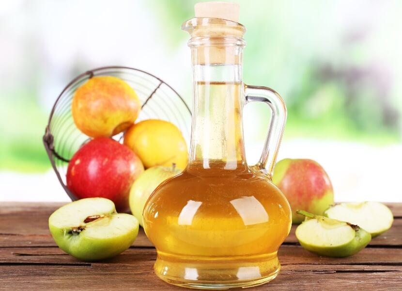 Яблочный уксус при варикозе - польза и методы использования