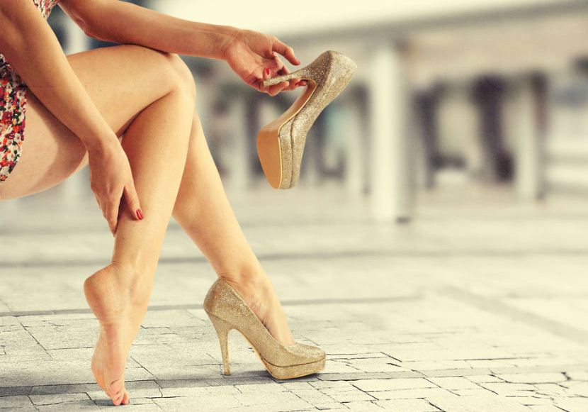 Закупорка вен на ногах - симптомы, причины, лечение