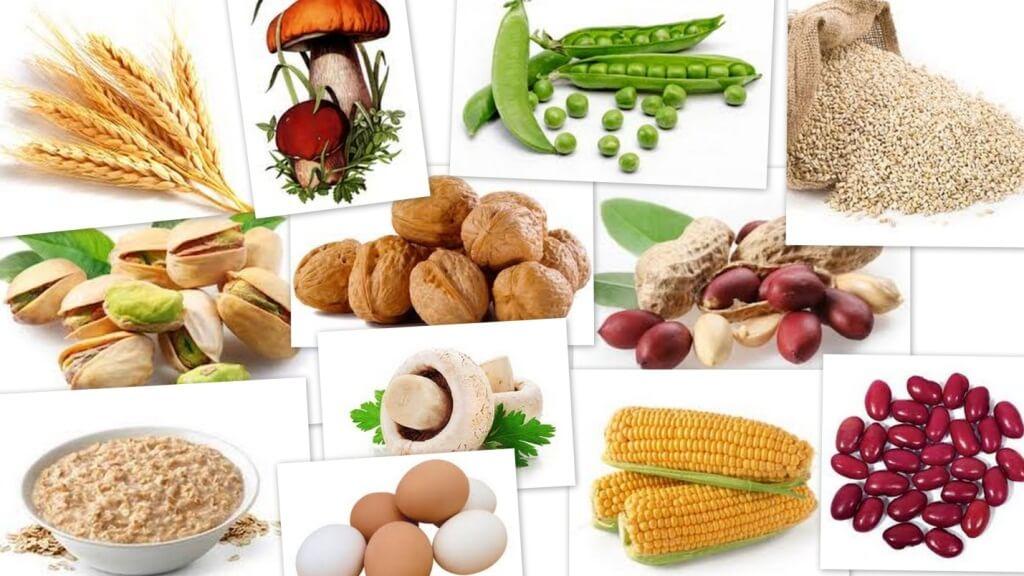 Продукты для укрепления сосудов витаминами