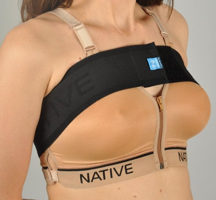 Бюстгальтер Native (компрессионный) после увеличения груди