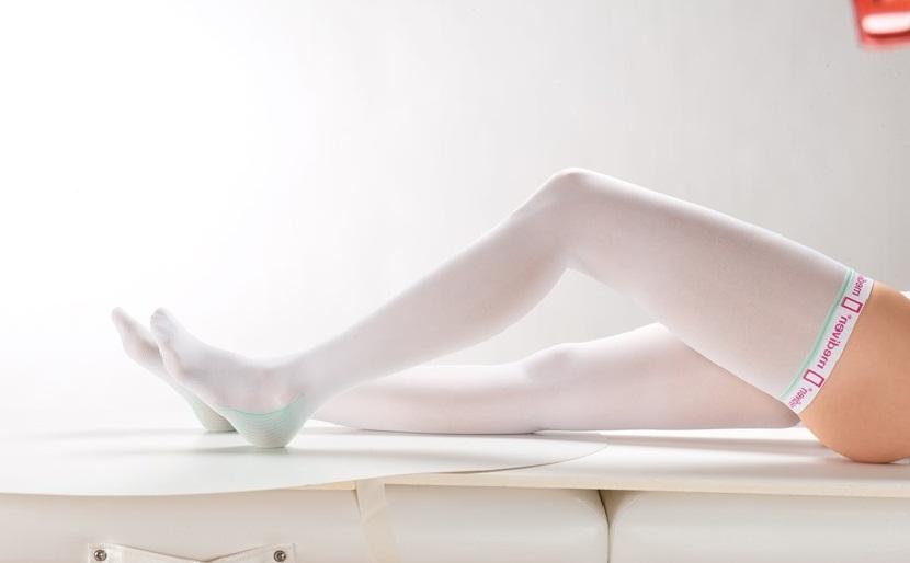 Компрессионные чулки для родов - назначение, как выбрать, отзывы