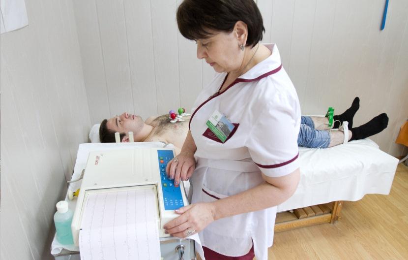 Реовазография нижних конечностей - суть процедуры, как проводится