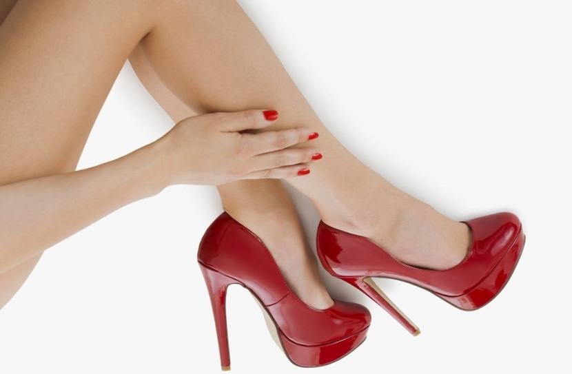 Вена лопнула на ноге - причины, признаки, лечение, профилактика