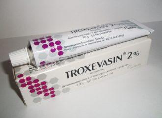 Троксевазин - способ применения, показания и противопоказания