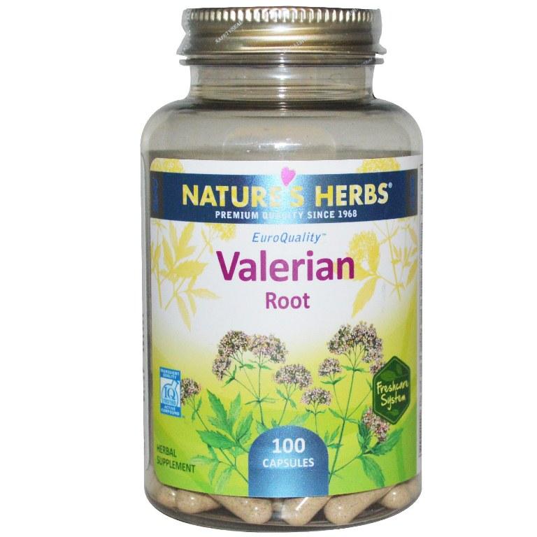 Укрепление артерий с помощью кореня валерианы