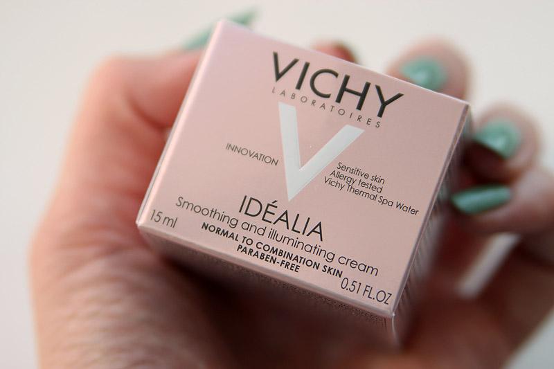 Эффективность крема Vichy от купероза