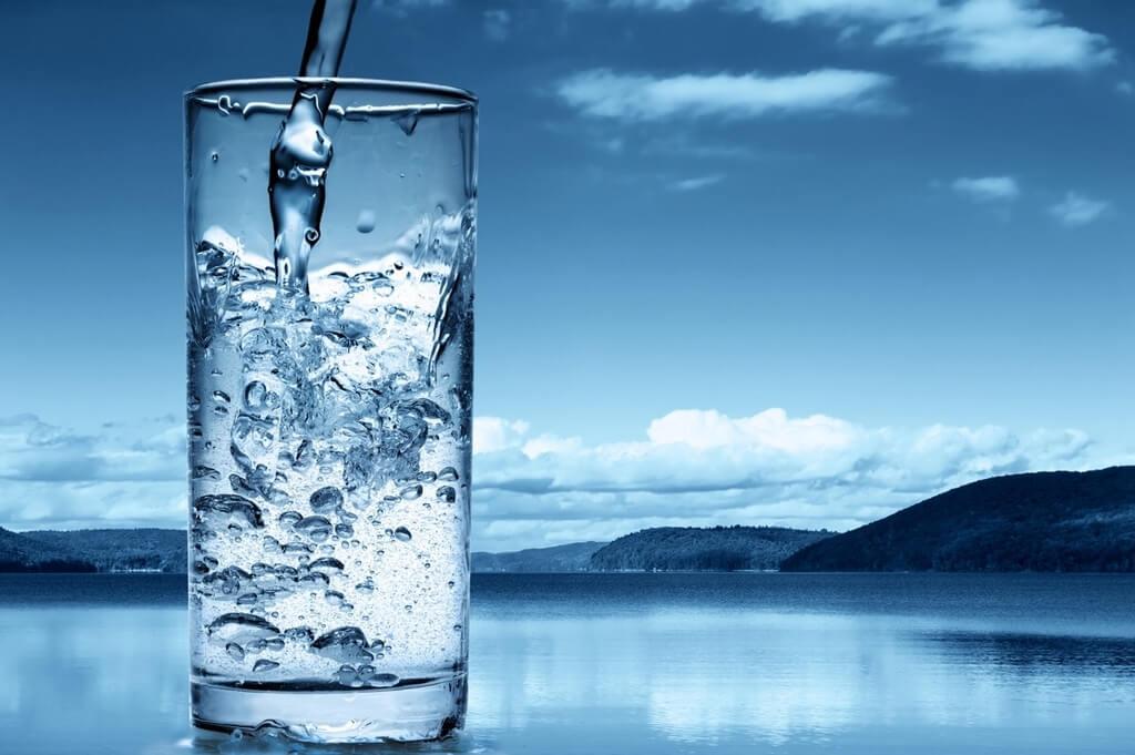 Пейте не менее 2 литров воды