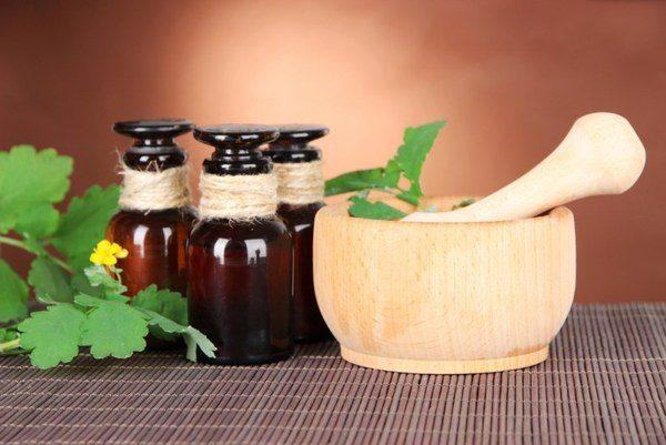 Лечение народными средствами возможно в домашних условиях