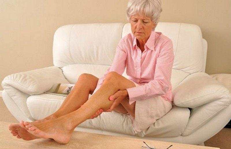 Боль в икроножных мышцах на ноге
