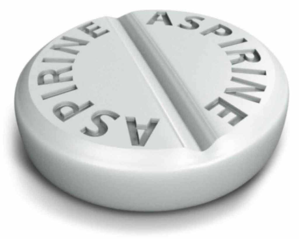 Аспирин при атеросклерозе