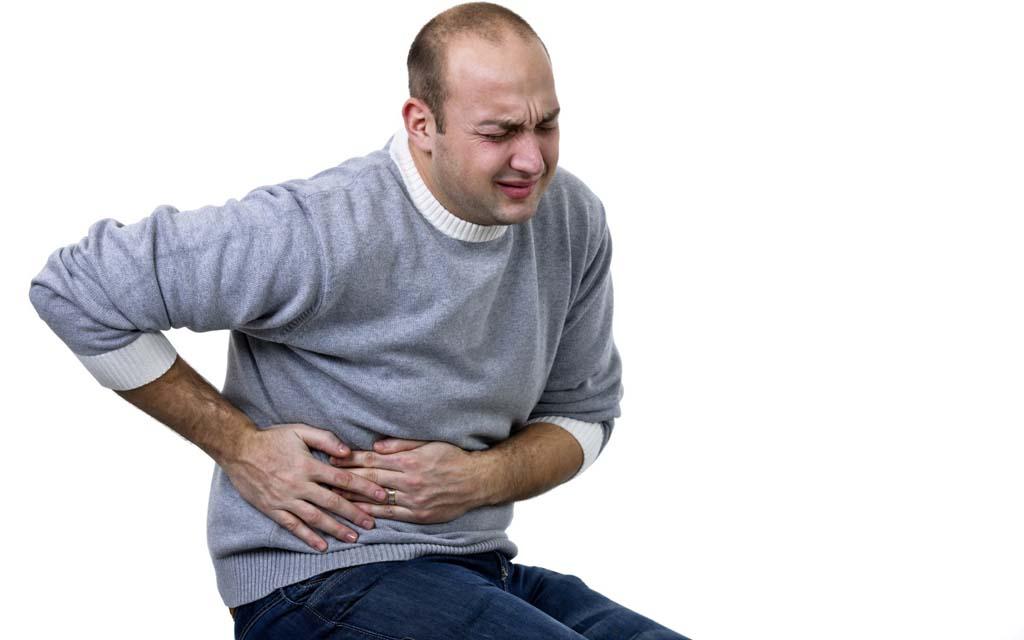 Атеросклероз - боли в области печени