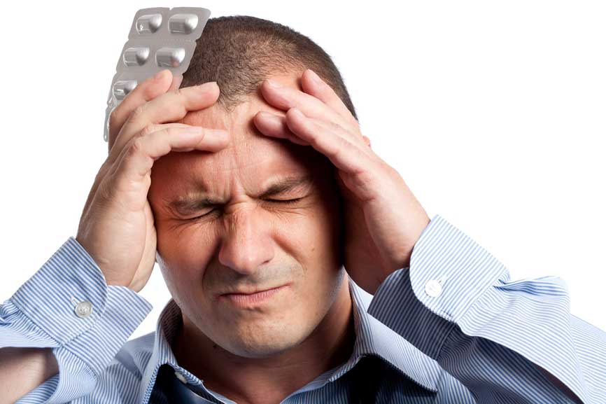Головная боль - признак развития атеросклероза