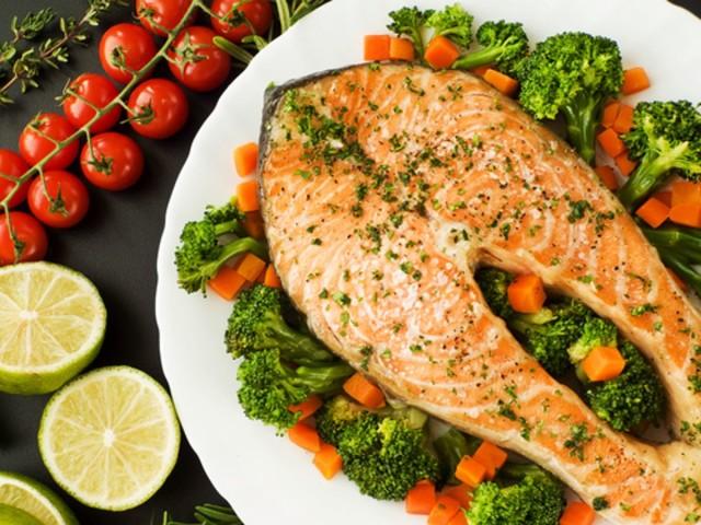 Лучше всего мясо и рыбу сварить на овощном отваре