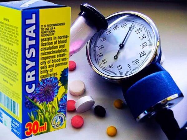 Многие люди используют капли CRYSTAL в профилактических целях