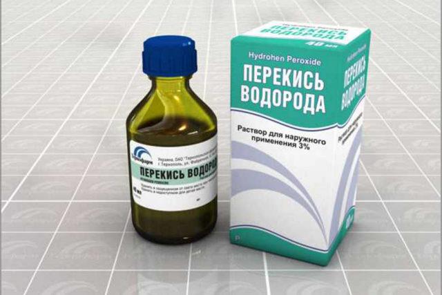 В официальной медицине она используется для дезинфекции порезов и гнойных ран
