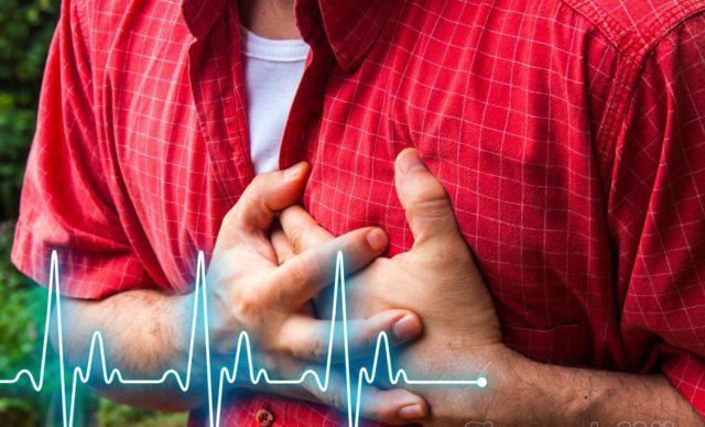 Часто мелкоочаговый ИМ развивается у больных, которые уже перенесли ранее обширный ИМ