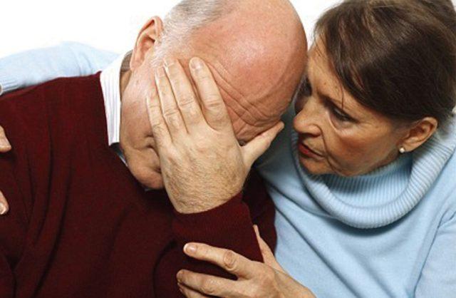 При этом с течением времени «старые» симптомы усугубляются, ухудшается общее состояние больного
