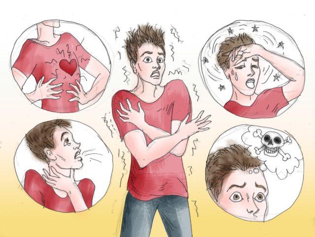 Нарушение нейрогуморального контроля проявляется расстройством функций систем, обеспечивающих процессы гомеостаза в организме