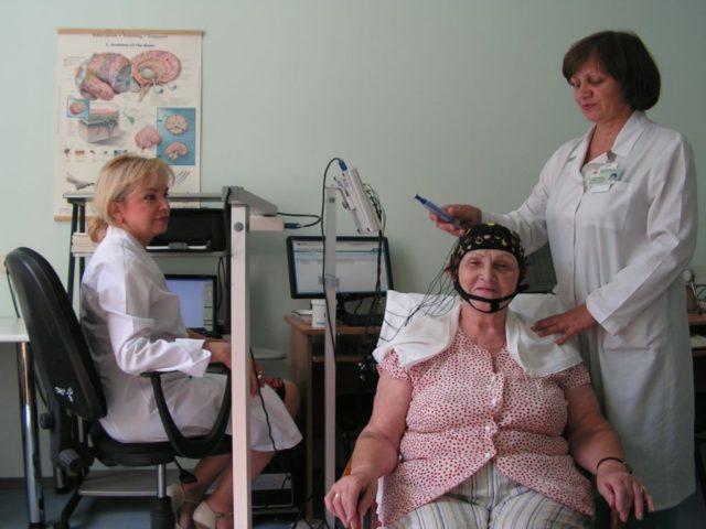 Зоны ишемии определяются в четверти случаев ТИА, наиболее часто после повторных ишемических атак