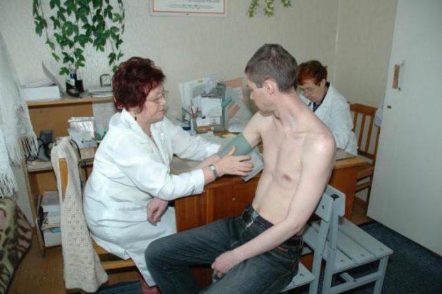 Молодых людей, имеющих диагноз вегетососудистая дистония, чаще всего признают пригодным для военной службы