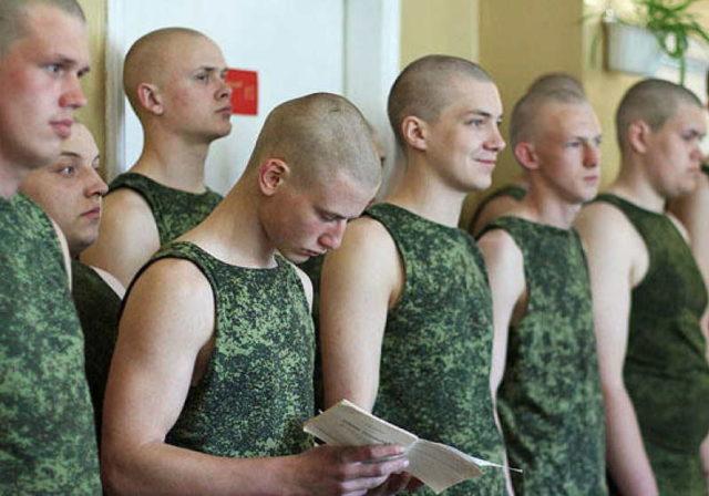 Но если такие симптомы не наблюдаются, то юношей берут в армию