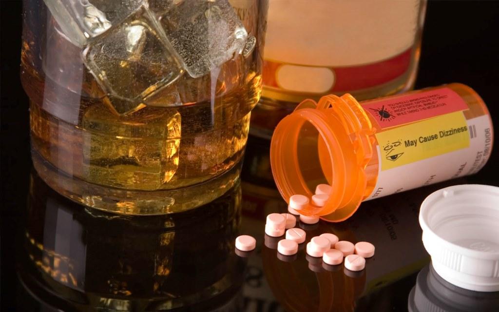 Препараты от давления и алкоголь