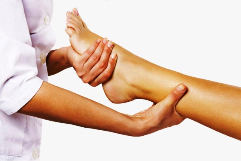 Массаж ног должен выполнятся квалифицированным специалистом