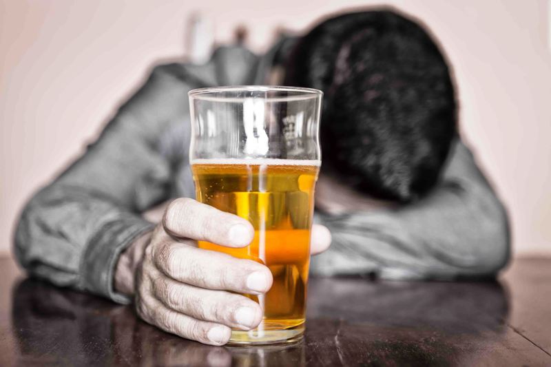 Алкоголизму сопутствуют множество заболеваний в том числе и варикозное заболевание вен