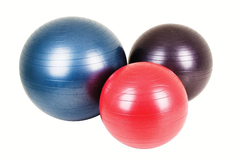 """Мячи """"фитбол"""" разный размеров"""