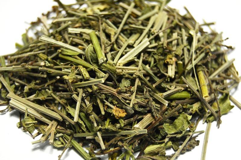 Сушеные листья вербены лекарственной