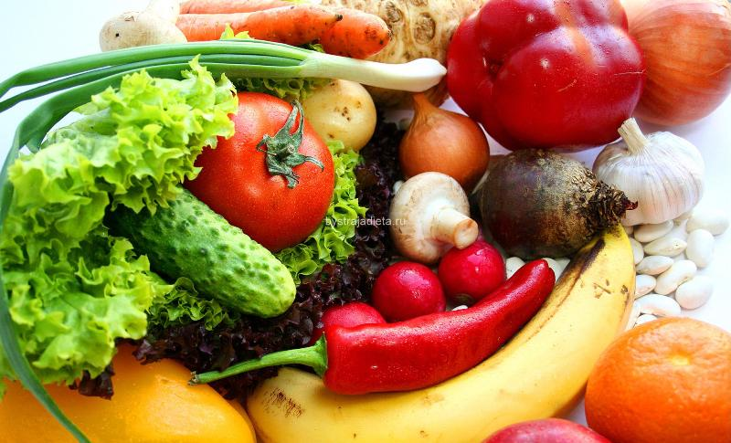 Полезные диетические продукты