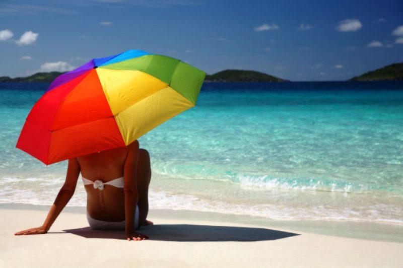 Избегайте прямых солнечных лучей
